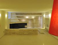 BB house - interior design - Italy