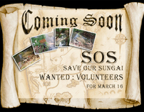 SOS (SAVE OUR Sungai)