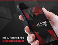 Akbank Sanat Mobil App
