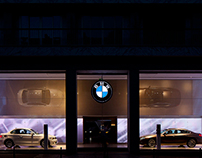 BMW Paris Timelapse for Mindseye3D