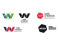 Логотип Web Creative Digital Agency
