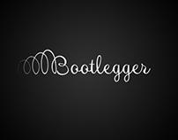 """""""Bootlegger"""" logo"""