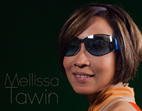 Up close with Mellissa Tawin