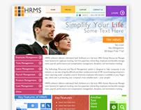 HRMS Web Design