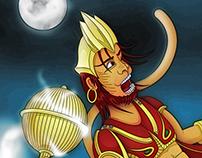 Hanuman-Modern Combat