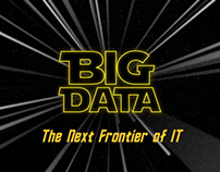 Big Data animation