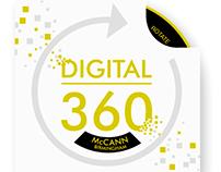 McCANN DIGITAL 360 - Seminar Invite