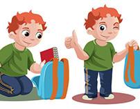 Livros Didáticos - School Books
