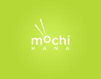Mochi Hana Branding