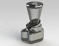 Kenwood Blender (Solidworks)