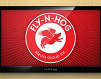 Fly-N-Hog Media Group, Inc. Branding & Advertising