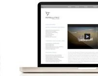INTELLITEC website design