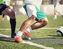 Nike miniature soccer Finals