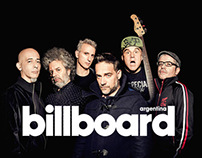 Fabulosos Cadillacs - Billboard Argentina