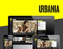 Urbania Website