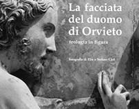 La facciata del duomo di Orvieto