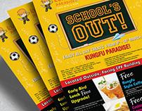 KungFu Paradise Branding (part1)