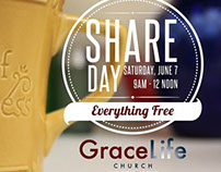 Share Day Event Logo