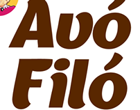 Rebranding Chocolame and Avó Filó Brand and packaging