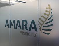 Amara Mining Corporate identity