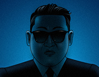 PSY Illustration