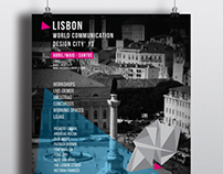 Lisbon. WCDC '13 Poster