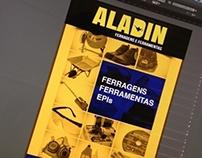 Aladin Ferragens - Folder