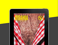 Magazine Urbania for Ipad