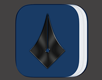 My Diary icon for iOS 7