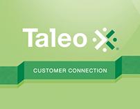 Taleo Sales Tool