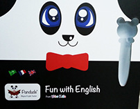 Pandude English teaching set