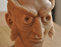 Some sculpting projects