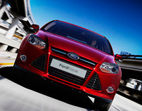 2012 Ford Focus teasers