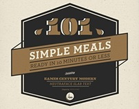 101 SIMPLE MEALS
