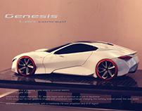 Concept LAN for Genesis Hyundai