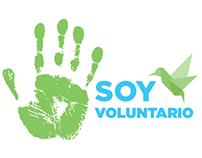 Soy Voluntario (Logo)
