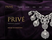 privejewels.com Website