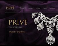 privejewels.com Website