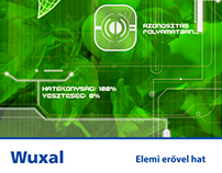 Wuxal print