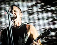 Nine Inch Nails Festival Tour