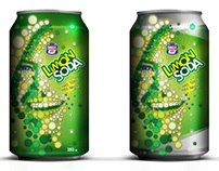 Latas Limón Soda