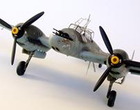 Messerschmitt Bf110C-4, Battle of Britain