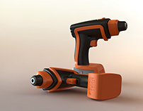 Cordless drill redesign (2012)