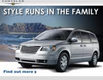 Chrysler International Mobile Web