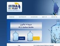 india-plast.com Website