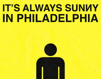 Always Sunny Minimalist Posters