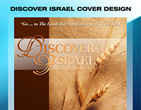 Discover Israel ePub Cover Design