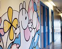 Paediatric Hospital Waterford, 2008