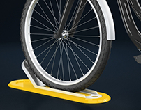 Urban Bike Lock Concept