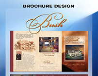 Bush Design Brochure